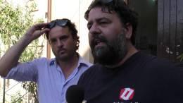 Le-interviste-dopo-il-verdetto-sulla-candidabilit---del-sindaco-Francesco-Giunta