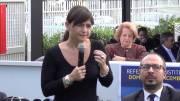 Referendum-Costituzionale-la-Serracchiani-a-Termini-per-il-SI