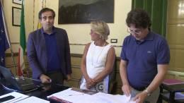 04-07-2017-Giuramento-dellassessore-Loredana-Bellavia-ultima-entrata-nella-Giunta-Comunale