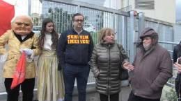 Inaugurazione-scuola-cartapesta-Agostino-La-Rocca-e-Ignazio-Casamento