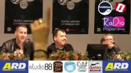 Speciale-Sanremo-Conferenza-Stampa-Nino-D---Angelo-e-Livio-Cori