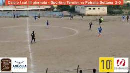 Calcio-I-cat-III-giornata-Sporting-Termini-vs-Petralia-Sottana-secondo-tempo