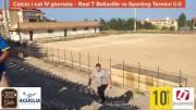 Primo-tempo-Calcio-I-cat-IV-giornata-Real-T-Bellaville-vs-Sporting-Termini