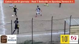Secondo-tempo-Calcio-I-cat-IV-giornata-Real-T-Bellaville-vs-Sporting-Termini