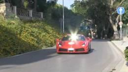 Targa-Fllorio-Classica-2019-passaggio-auto-dalla-Serpentina-12-10-2019