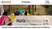 Comizio-della-candidata-Maria-Terranova-sindaco-in-p.za-Umberto-I