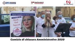Comizio-di-chiusura-candidata-Paola-Vallelunga-sindaco-in-p.za-Sant'Anna