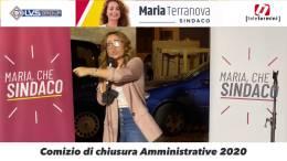 Comizio-di-chiusura-della-candidata-Maria-Terranova-sindaco-a-p.za-Sant'Anna