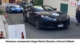 Partenza-cronometro-Targa-Florio-Classica-e-Ferrari-Tribute-2020