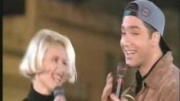 Canta-Tu-con-Peppe-Fiorello-e-Antonella-Elia-nel-1993-a-Termini-Imerese